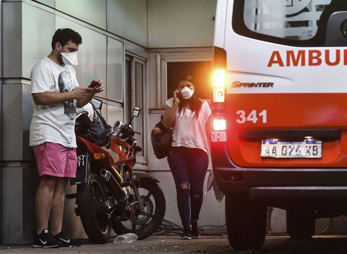 Muerte por coronavirus en el hospital Argerich