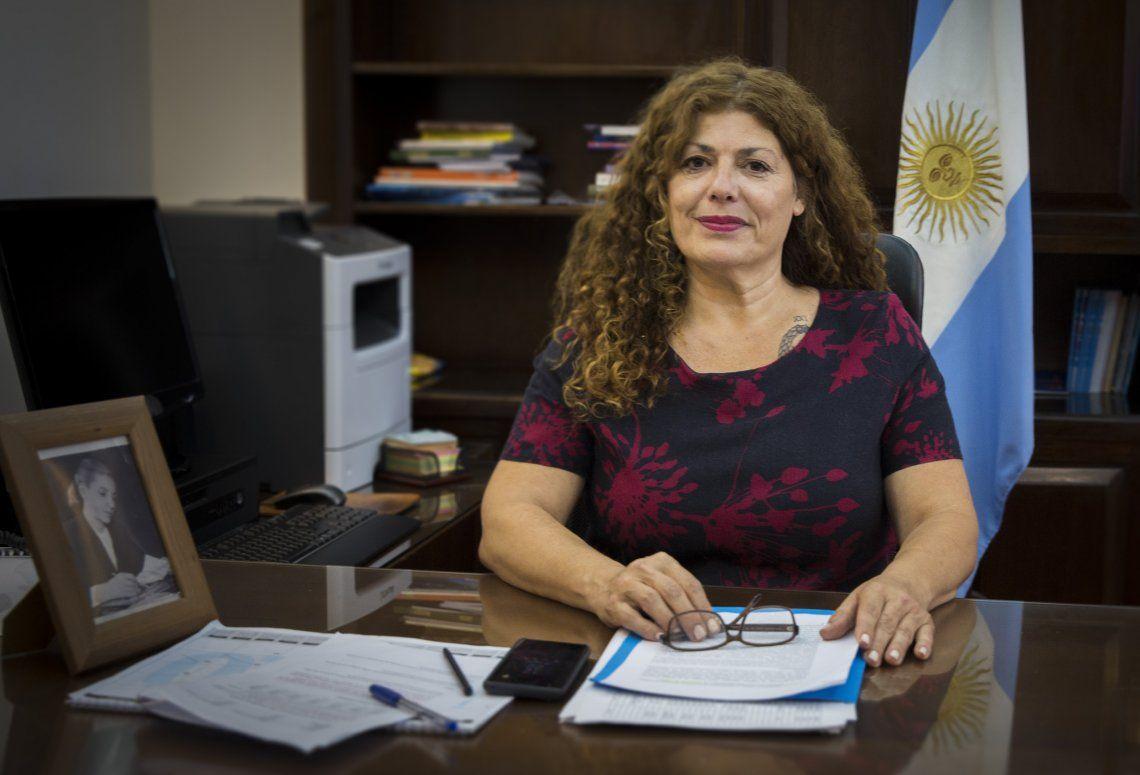 Gabriela Torres, titular de la Sedronar, y el cannabis: Si se aplicara el fallo Arriola ya no podrían penalizar al que consume