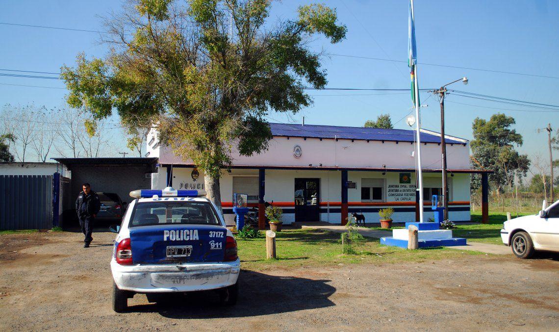 El caso es investigado por efectivos de la Comisaría 5ta. de Florencio Varela (La Capilla).