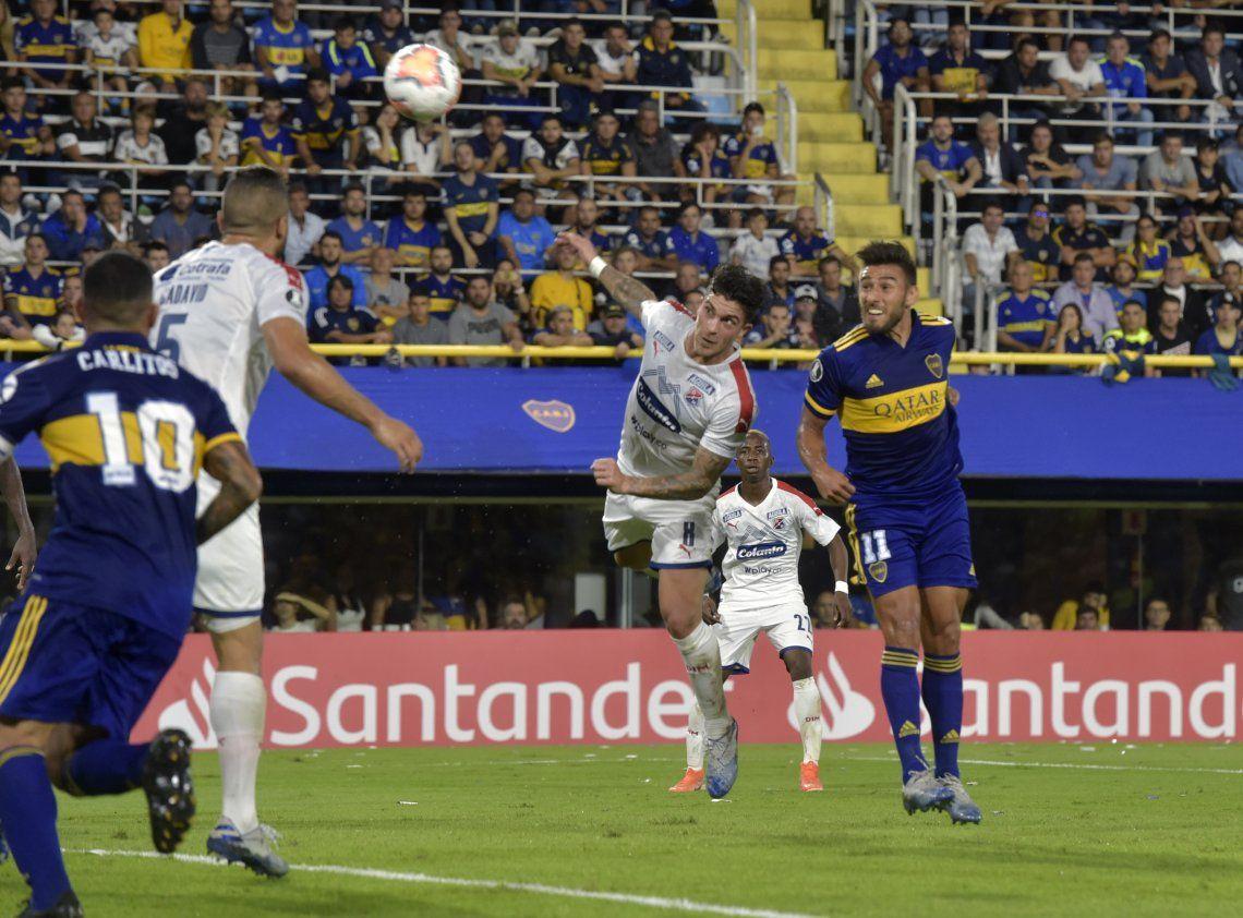 Boca se sacó las presiones y pudo demostrar su chapa de campeón