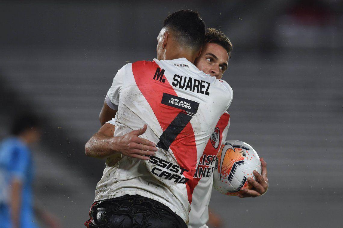 Copa Libertadores: River no tuvo piedad y vapuleó a Binacional en el Monumental en una goleada histórica donde convirtieron siete jugadores distintos