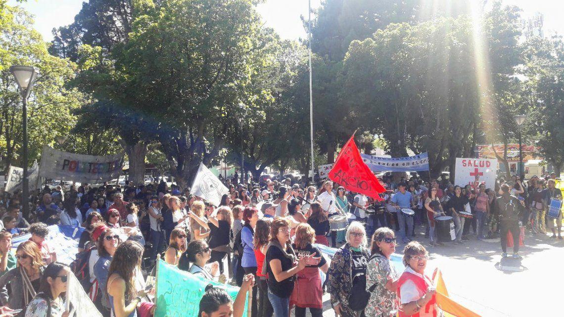 Crisis en Chubut: estatales convocan a un Chubutazo para la semana que viene