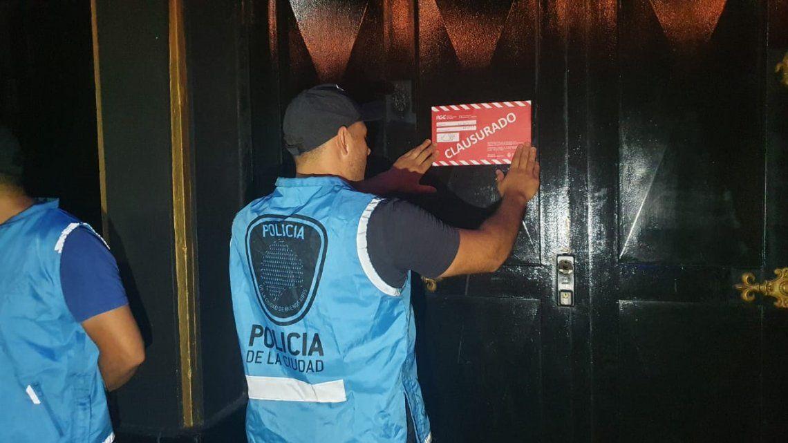 Coronavirus en Argentina: clausuraron dos boliches porteños por incumplir decreto para prevenir la pandemia