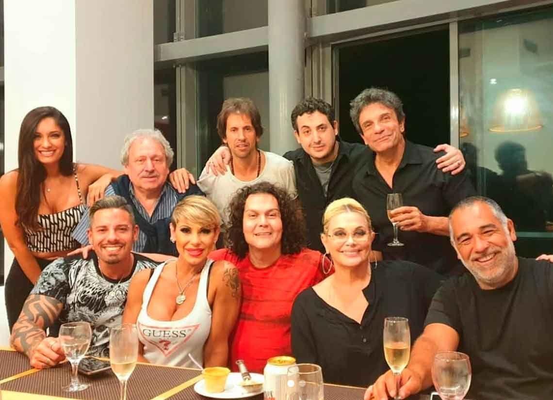 Mónica Farro reveló cómo atraviesa Carmen Barbieri la enfermedad de Fede Bal: Nunca llora delante nuestro pero no está bien
