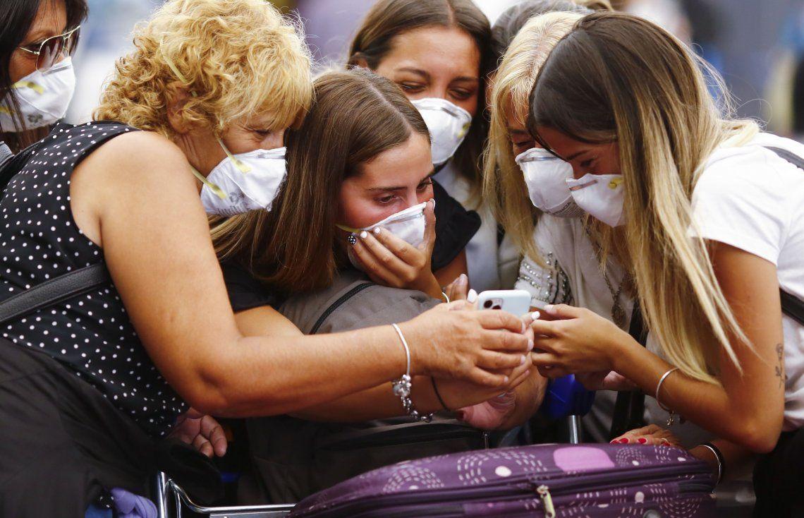 Más de 340 mil personas infectadas en todo el mundo y casi 15.000 muertos