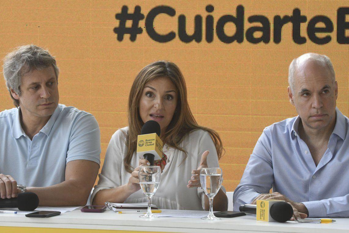 El Gobierno porteño anunció medidas de prevención para enfrentar el coronavirus