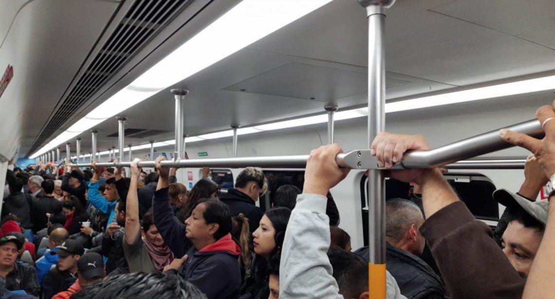 Tren Roca: funciona con servicio limitado y los pasajeros denuncian que viajan hacinados
