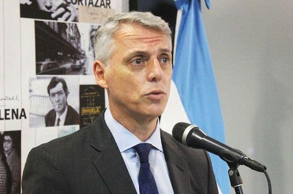 Coronavirus: el diplomático argentino Eduardo Porretti dio positivo en Venezuela