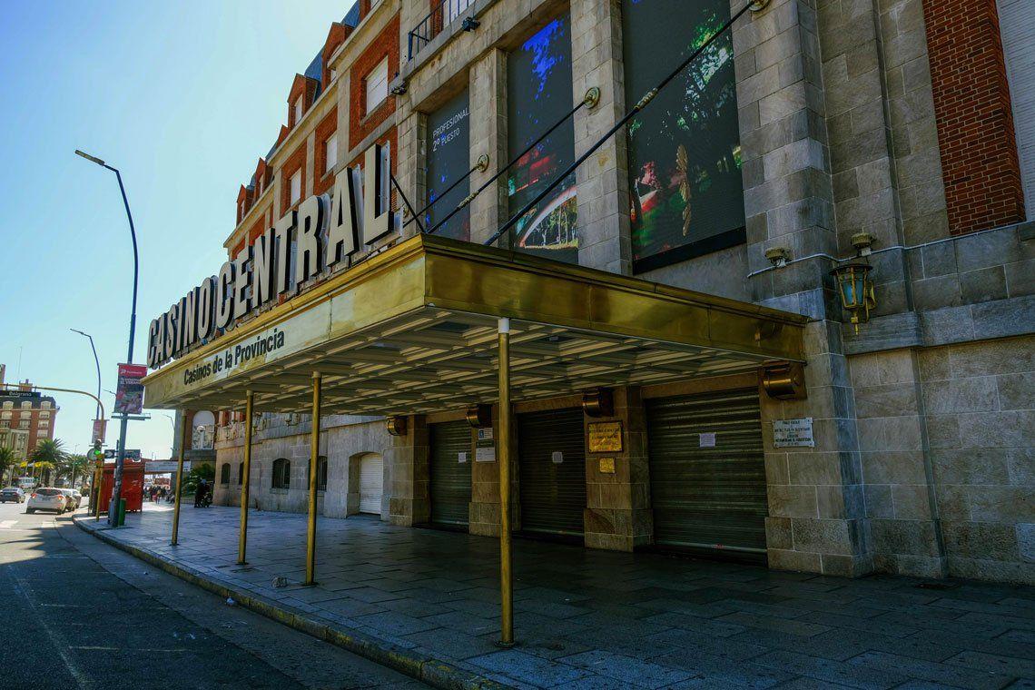 Mar del Plata: cerraron bingos y casinos por el Coronavirus
