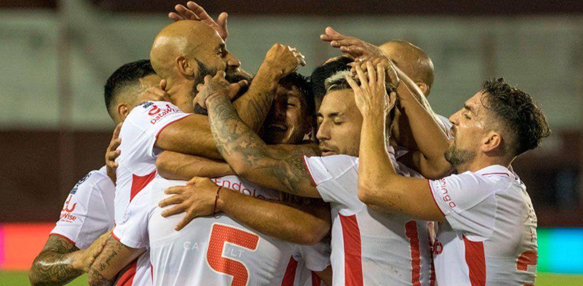 Argentinos Juniors ganó en cancha de Lanús y sueña con la Libertadores