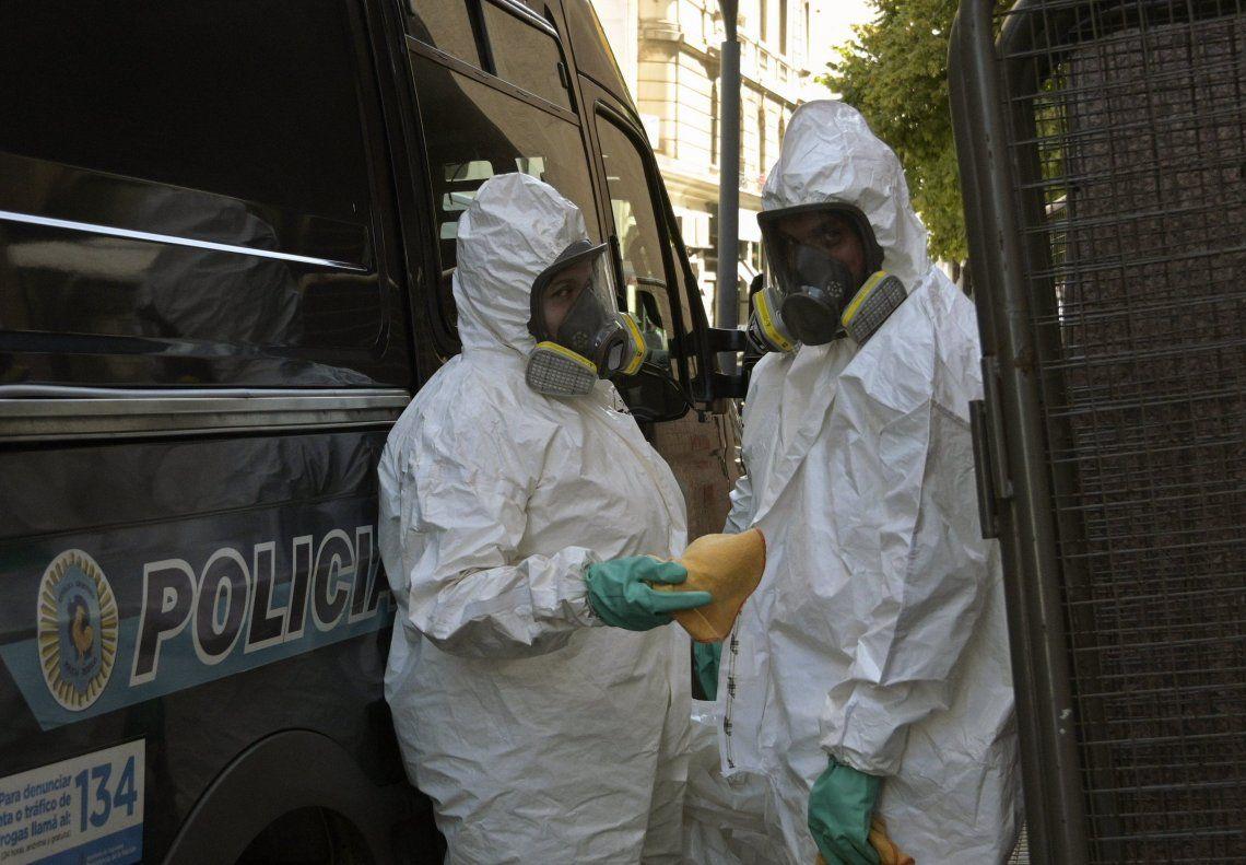 Ciudad de Buenos Aires: alojan 15 enfermos con Coronavirus en hoteles gremiales