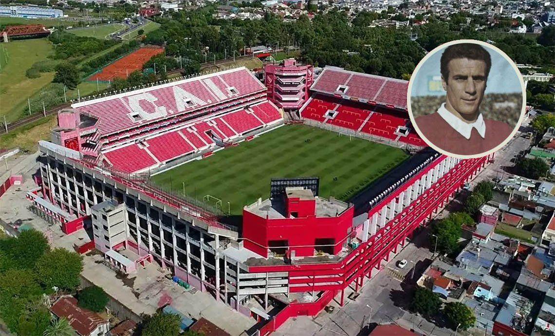 Independiente homenajeará al Pato Pastoriza con una calle lindera al estadio