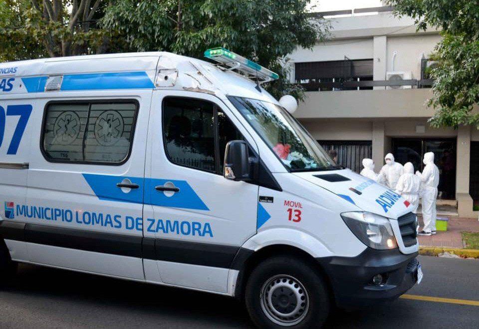 A diario controlan la salud y que cumplan el aislamiento los 22 vecinos de Lomas que llegaron en el crucero desde Brasil.