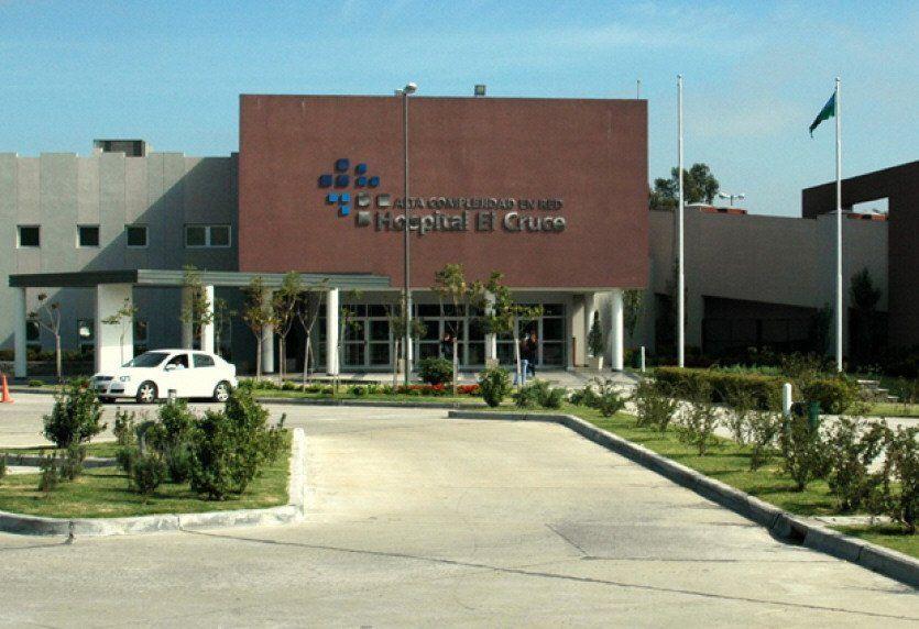 Tanto madre e hijo se encuentran en cuarentena en el hospital de alta complejidad de Florencio Varela.