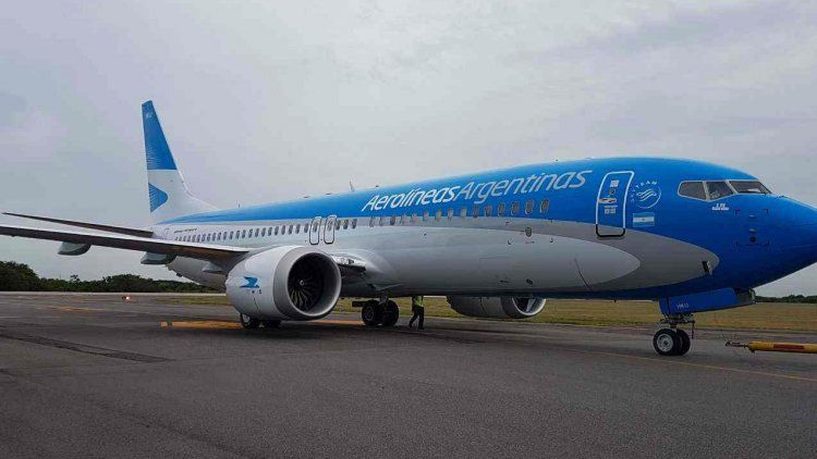 Nuevo vuelo para repatriar argentinos