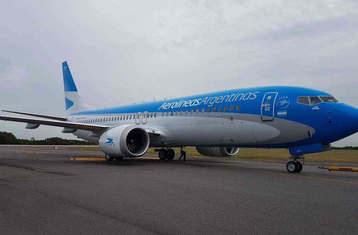 Aerolíneas repatriará argentinos desde Quito