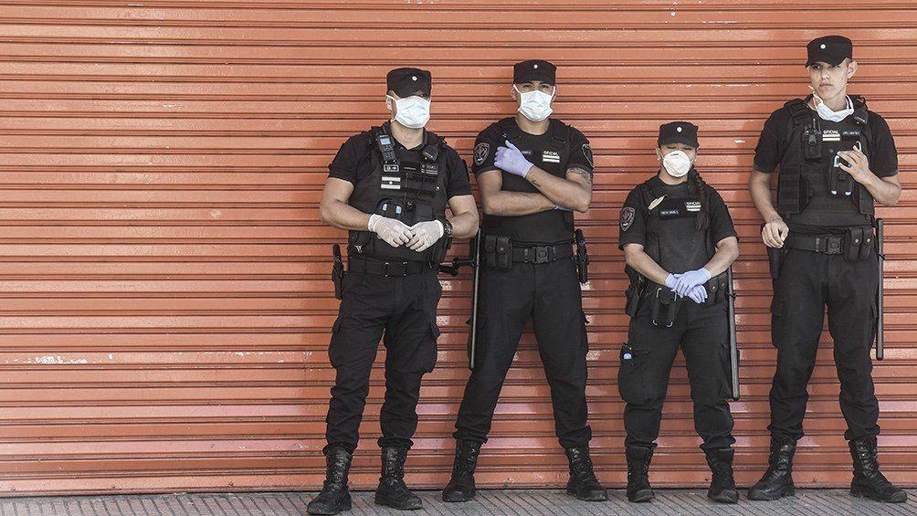 Coronavirus en Argentina: cerca de 250 detenidos en todo el país por violar el aislamiento obligatorio
