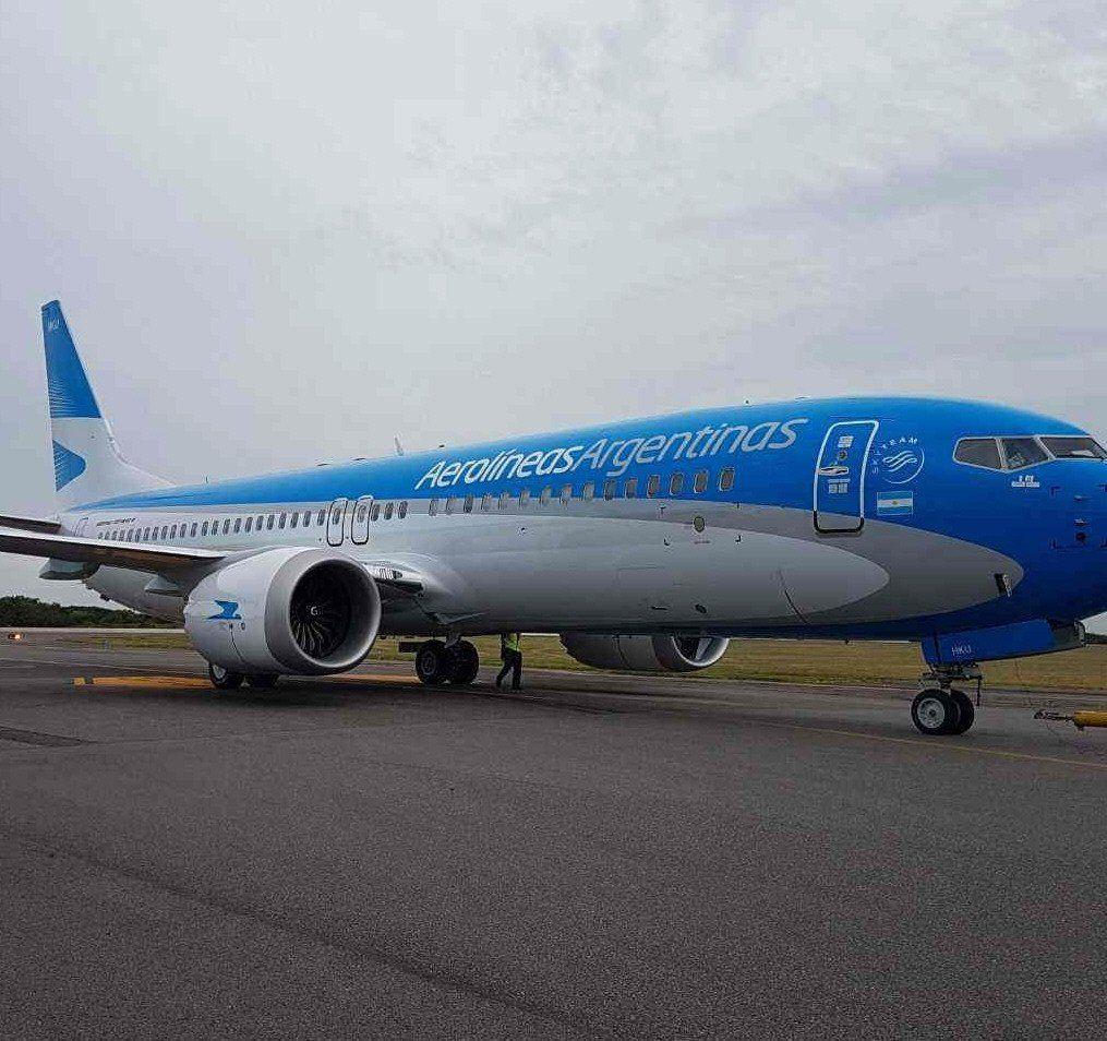 Aerolíneas suma más aviones para traer de vuelta a argentinos.