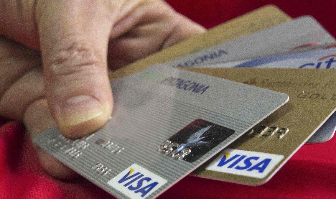 Se podrá financiar el vencimiento de la tarjeta