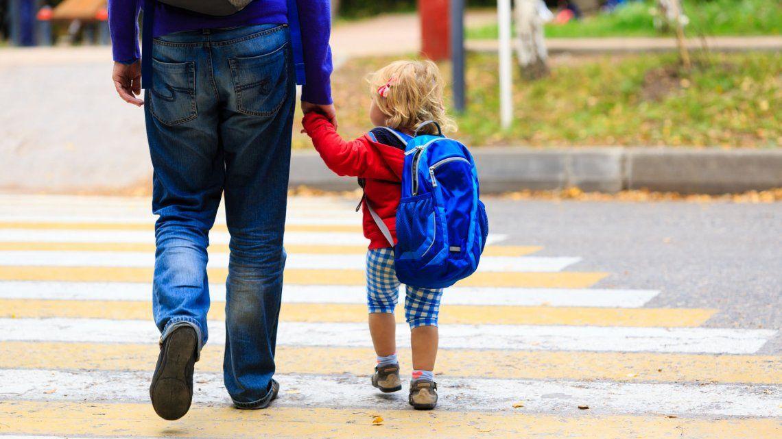 Medidas de excepción para el traslado de menores de un domicilio a otro