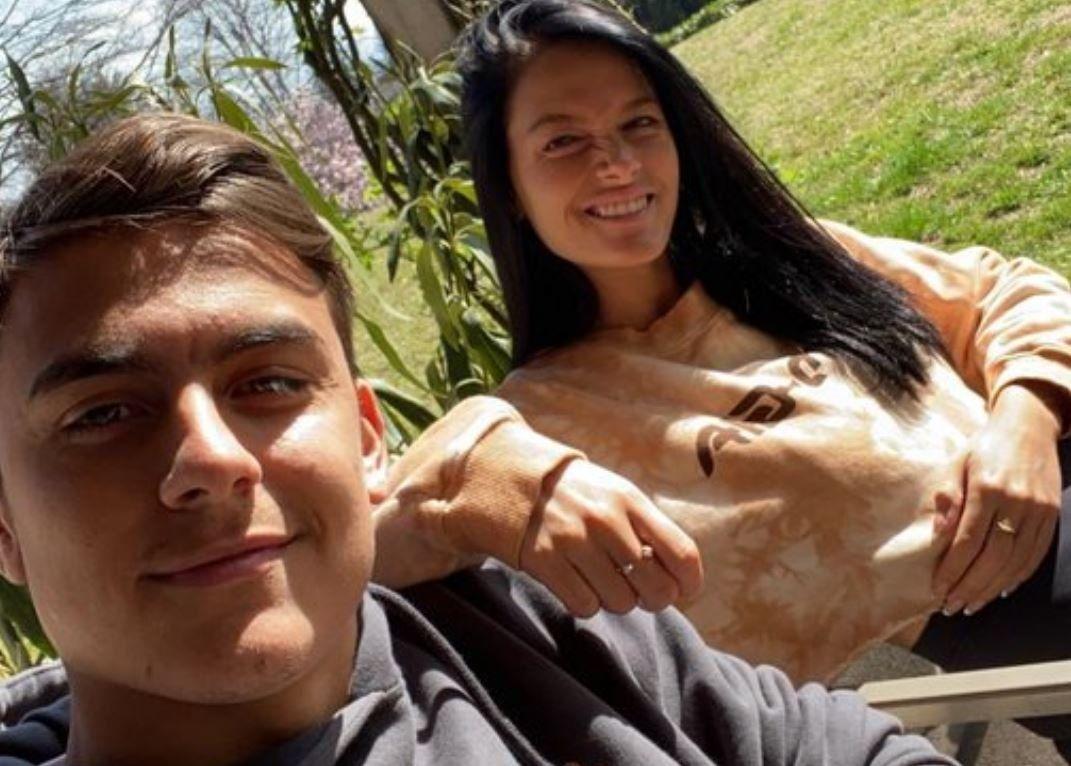 Coronavirus: Paulo Dybala y Oriana Sabatini anunciaron que están infectados