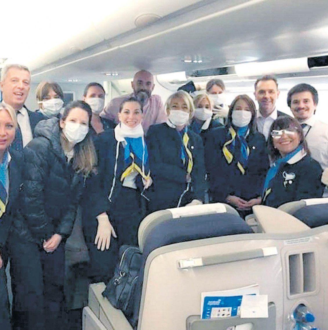 Casi 3 mil argentinos retornarán al país en 13 vuelos coordinados por la Cancillería