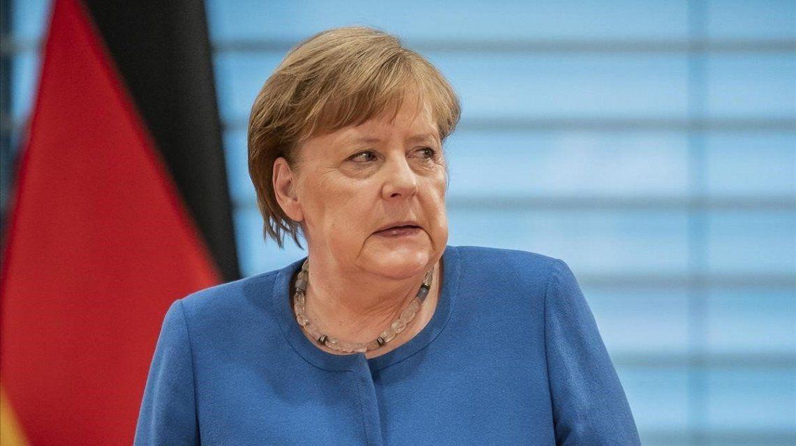 Angela Merkel, en cuarentena luego de que su médico diera positivo de coronavirus