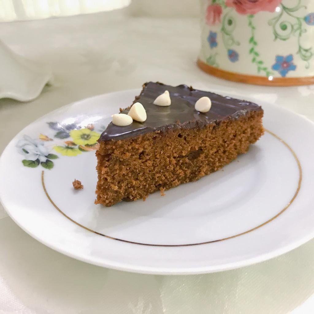 Qué hacer en cuarentena: torta fácil de chocolate en microondas