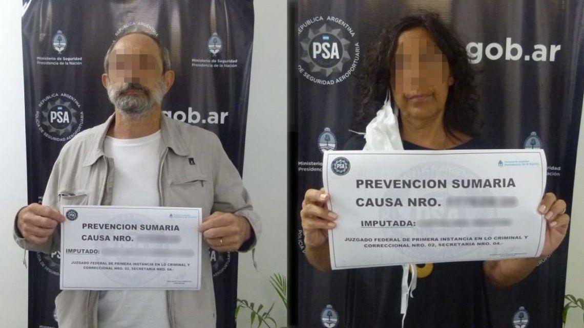 Detuvieron a un matrimonio que volvía de Brasil y se negaba al aislamiento por el coronavirus