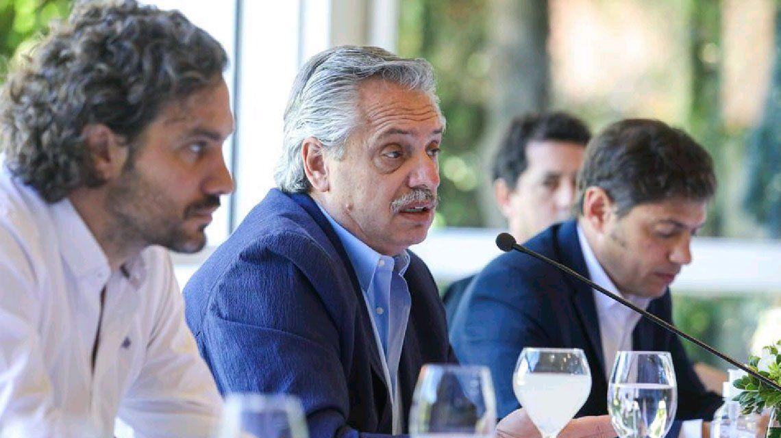 Alberto Fernández: Les pedí a los intendentes que nos ayuden a controlar el cumplimiento del aislamiento