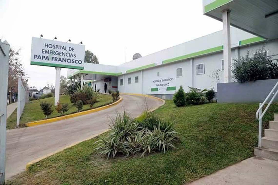 Hurlingham: avanza la construcción y acondicionamiento de hospitales para pacientes con coronavirus
