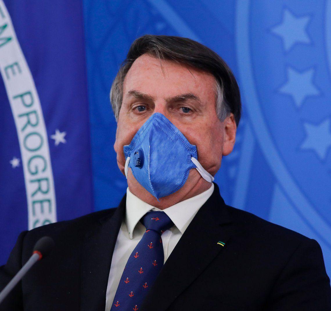 Bolsonaro pide sabotear la cuarentena para que Brasil no pare