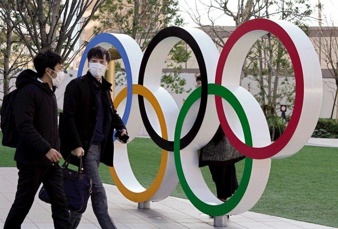 Los Juegos Olímpicos de Tokio fueron suspendidos