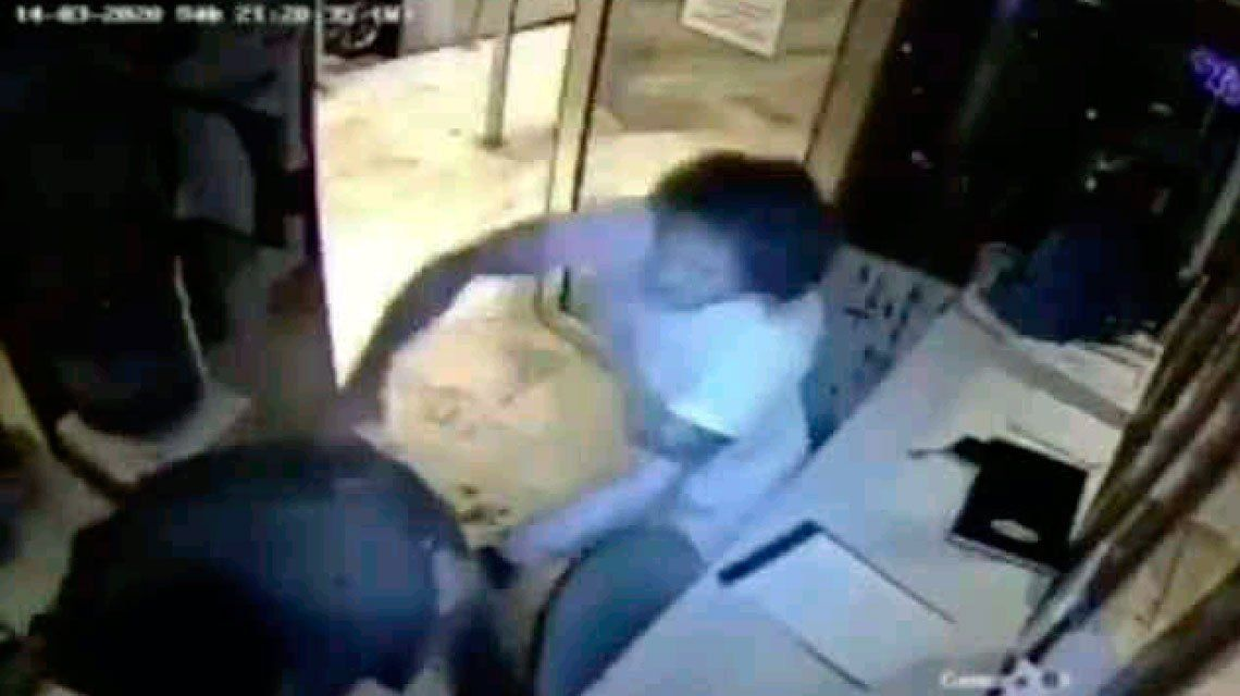 Excarcelaron a Miguel Paz, el personal trainer que golpeó a un vigilador en Olivos