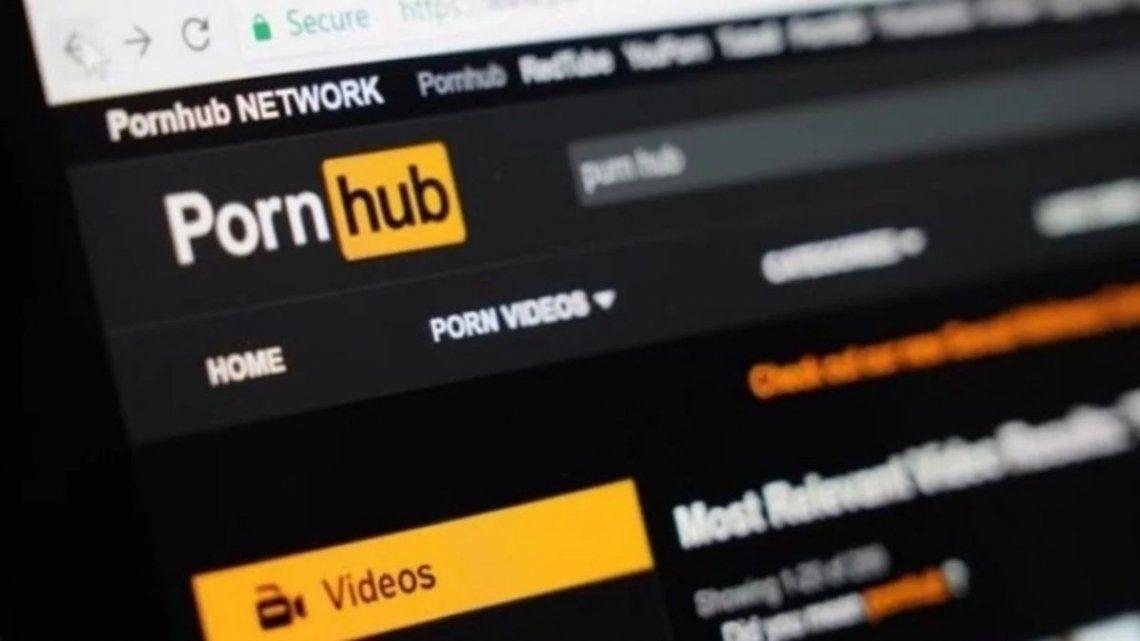 Coronavirus: por la pandemia, la plataforma de contenidos pornográficos Pornhub transforma en gratuito en todo el mundo sus contenidos Premium