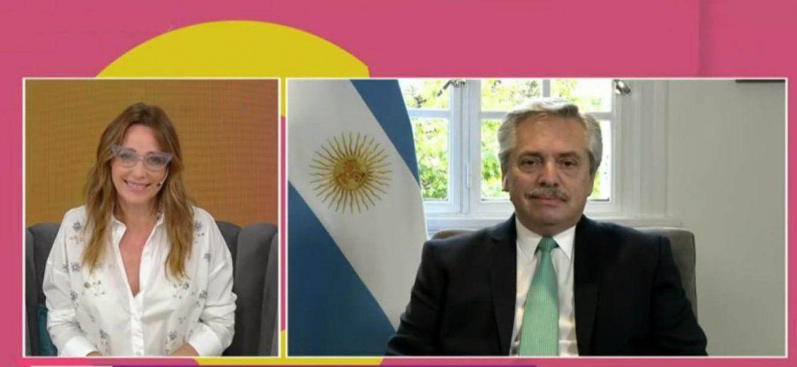 Alberto Fernández dijo que el aislamiento podría prolongarse si es necesario