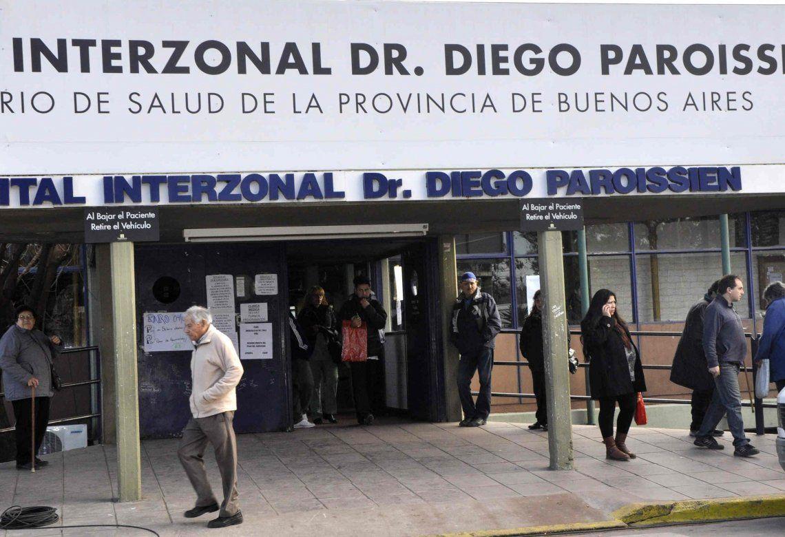 El laboratorio del Paroissien realizará tests de coronavirus.