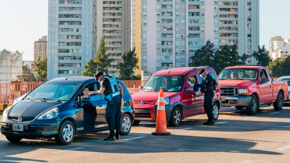 El ministerio de Seguridad informó que suman más de 4.800 los detenidos por incumplir la cuarentena