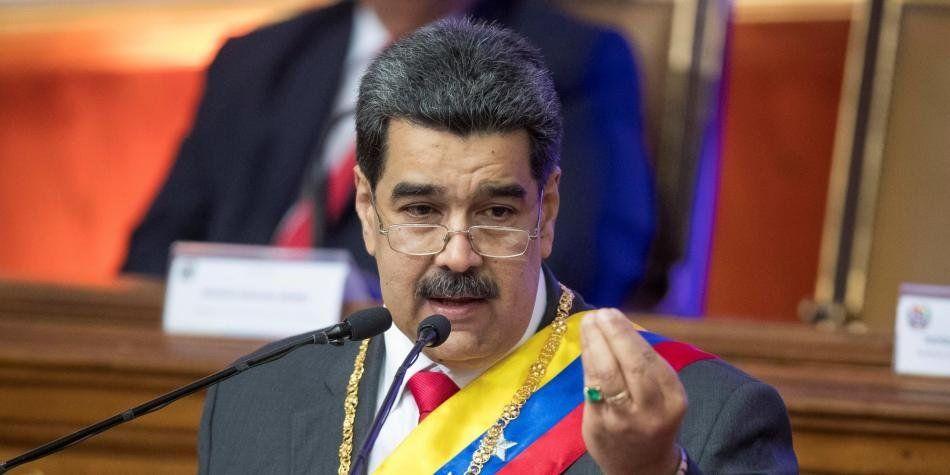 En plena pandemia, EEUU acusa a Maduro de narcoterrorista y ofrece una millonaria recompensa por su captura