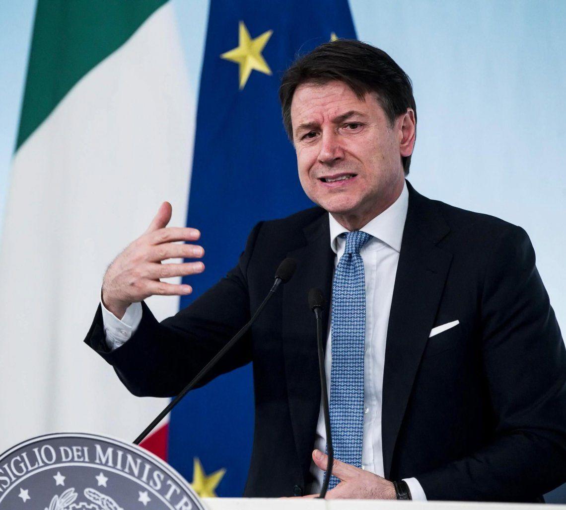 Volvieron a subir los contagios en Italia: 662 muertes en un solo día y 4.492 nuevos positivos