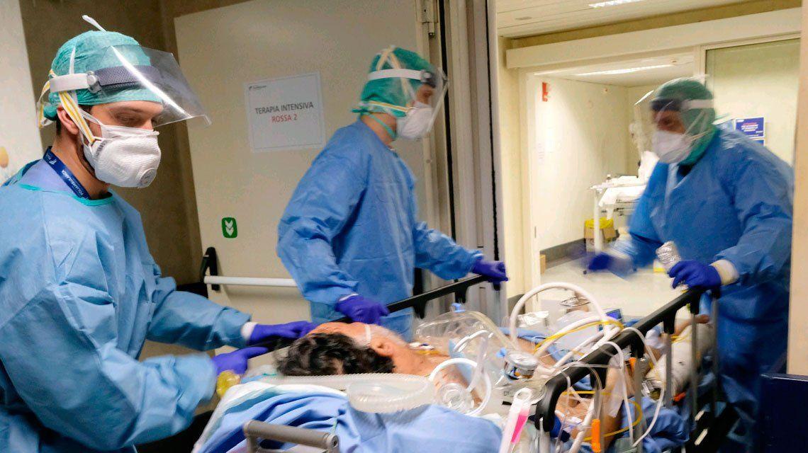 Más casos de coronavirus en Argentina.