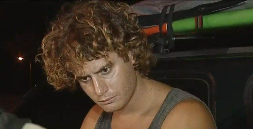 Liberan al surfer Federico Llamas pero deberá seguir en cuarentena