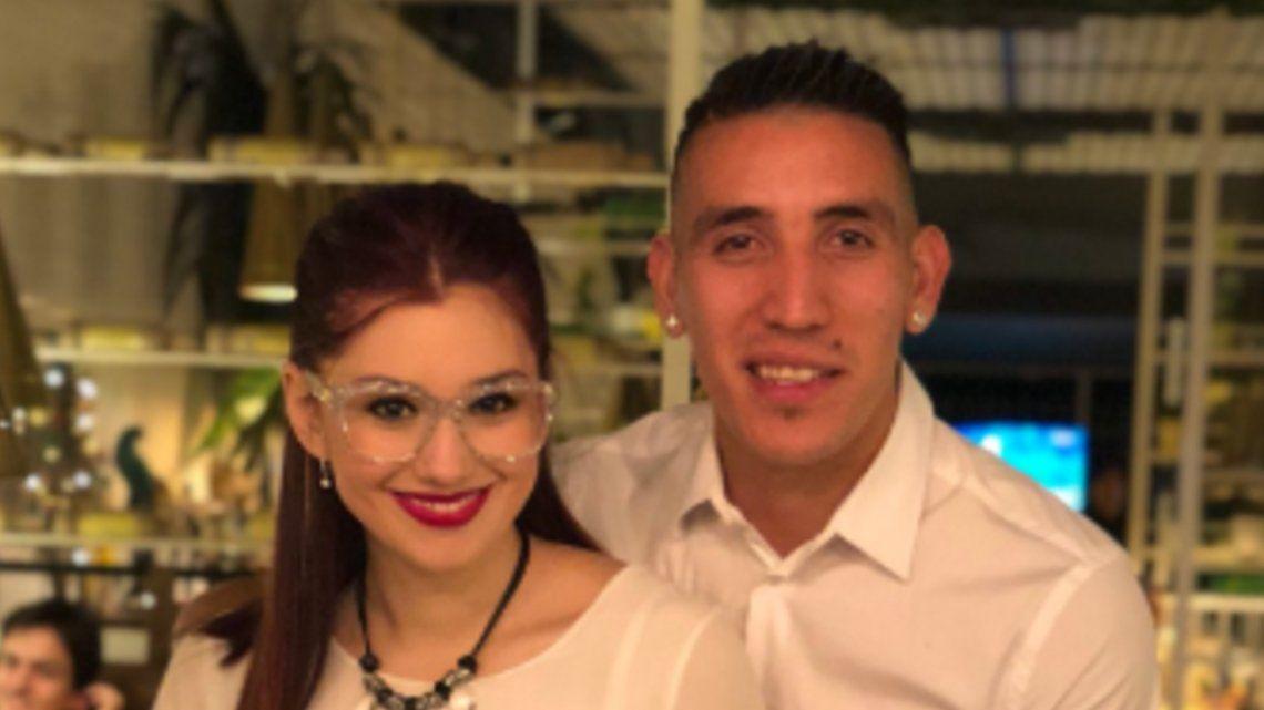 Murió la novia de Ricardo Centurión: le dio un paro cardíaco mientras manejaba