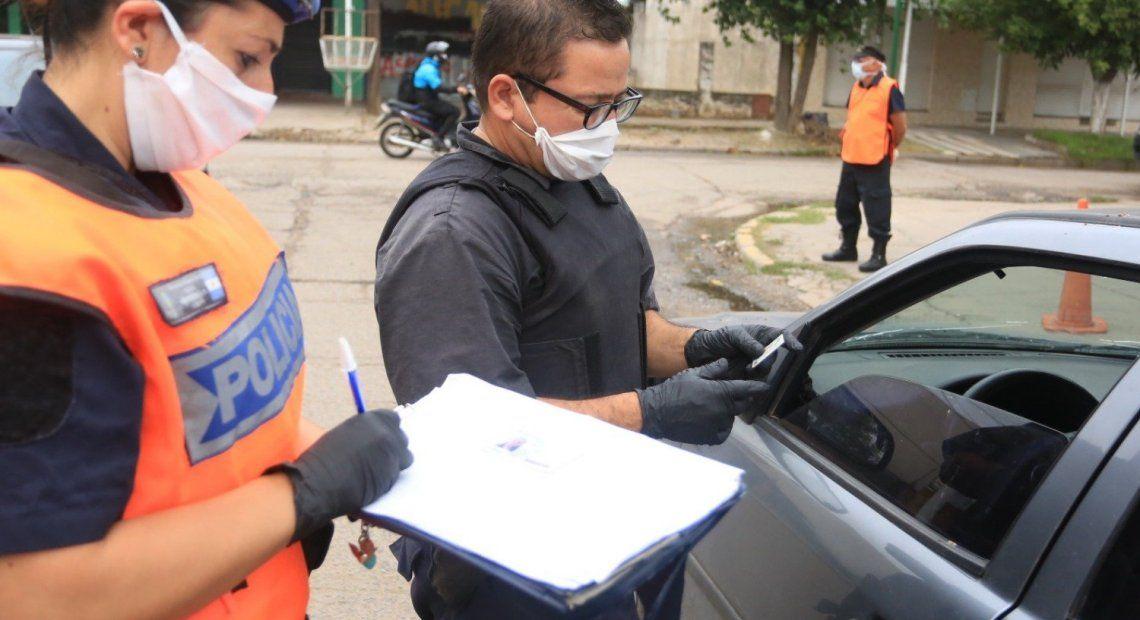 El Gobierno nacional lanzó un certificado único para circular durante la cuarentena