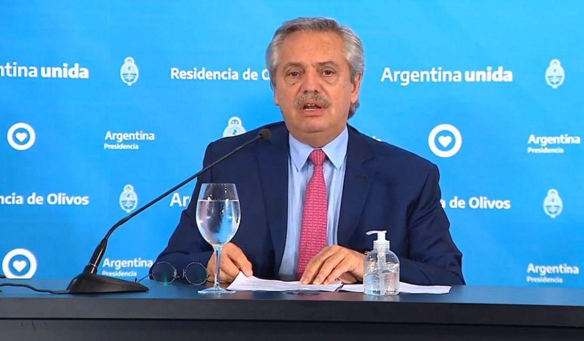Alberto Fernández extendió la cuarentena total hasta el 12 de abril: Una economía que cae se levanta, pero una vida no