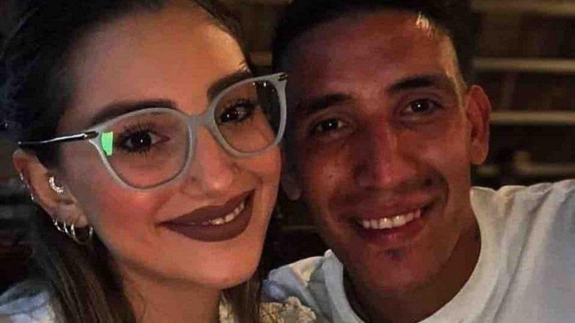 La despedida de Centurión para su novia Melody Pasini: Te voy a amar siempre, mi amor