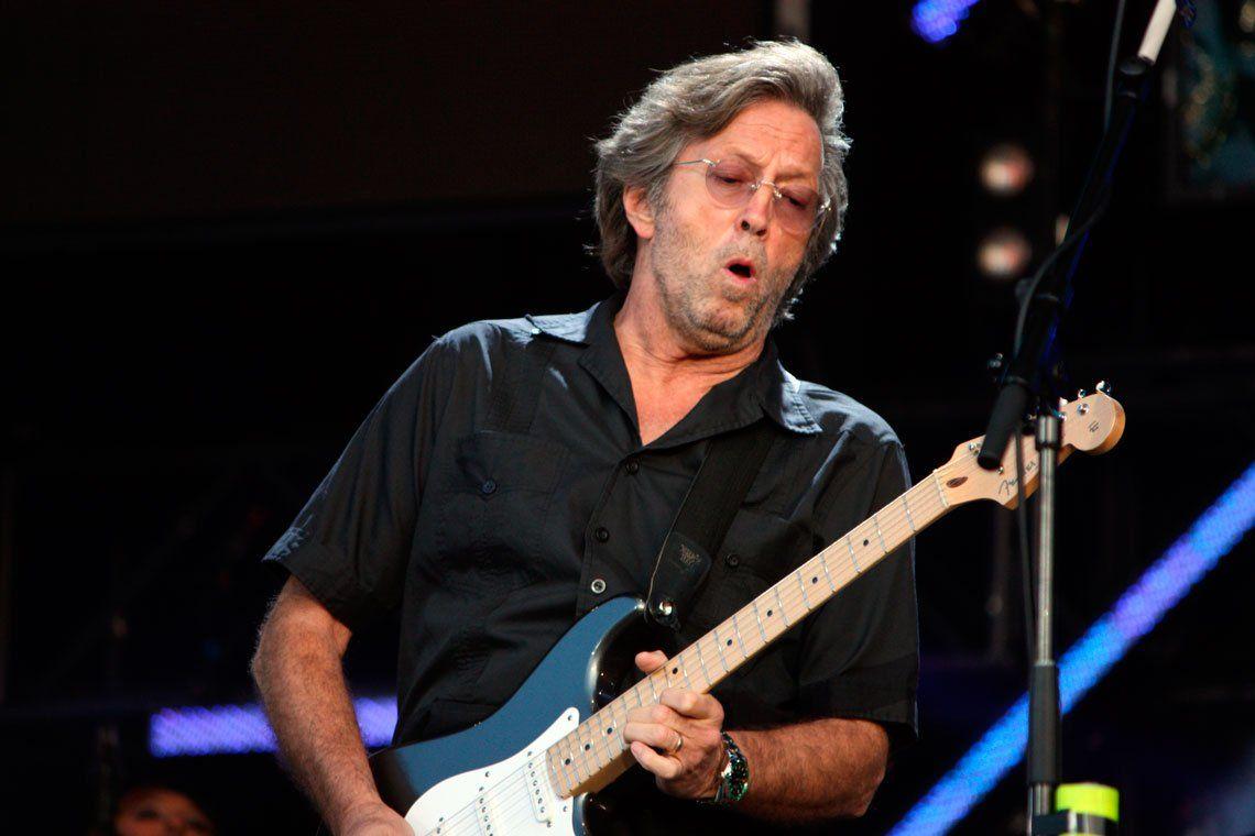 Leyenda del rock: Eric Clapton cumple 75 años
