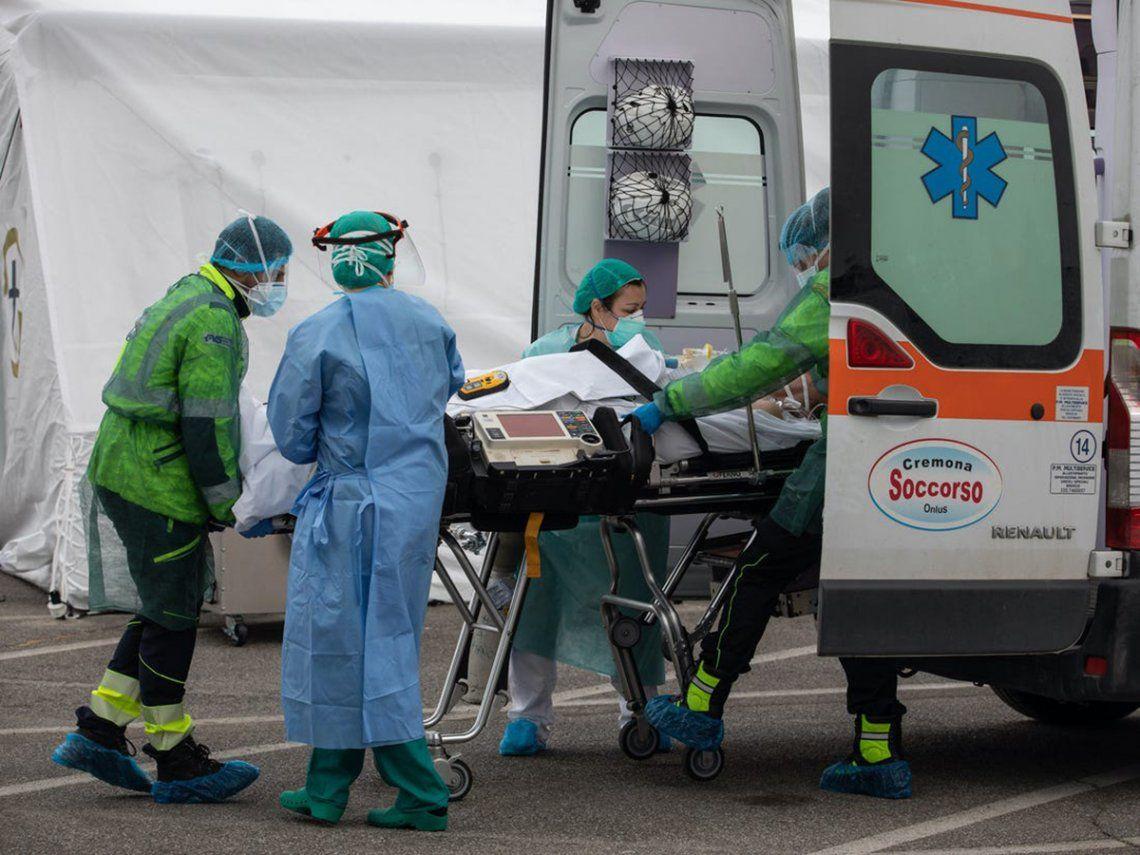 Coronavirus: España registra un ligero descenso de muertos y contagios diarios