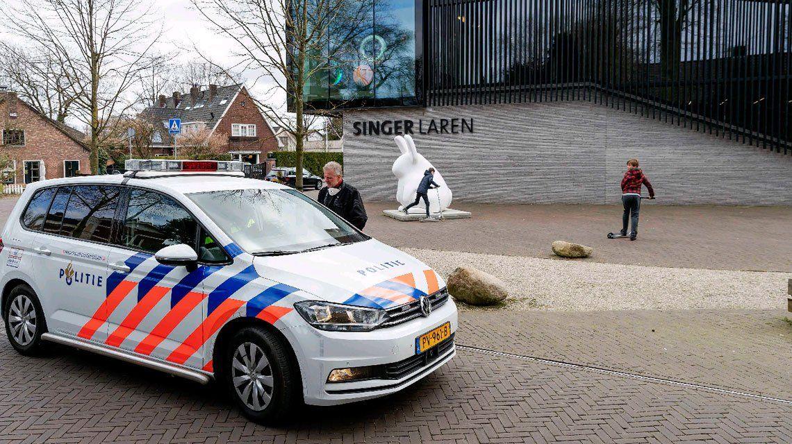 Robaron un cuadro de Van Gogh de un museo cerrado por coronavirus