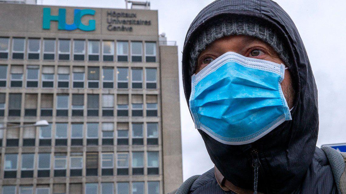 Coronavirus: la OMS rechazó el uso de barbijos en personas sanas